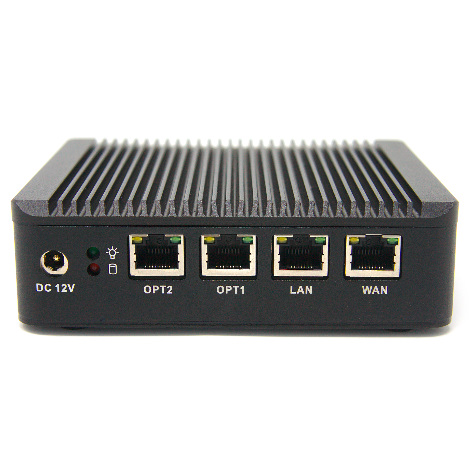 Protectli Firewall Appliance With 4X Intel Gigabit Ports