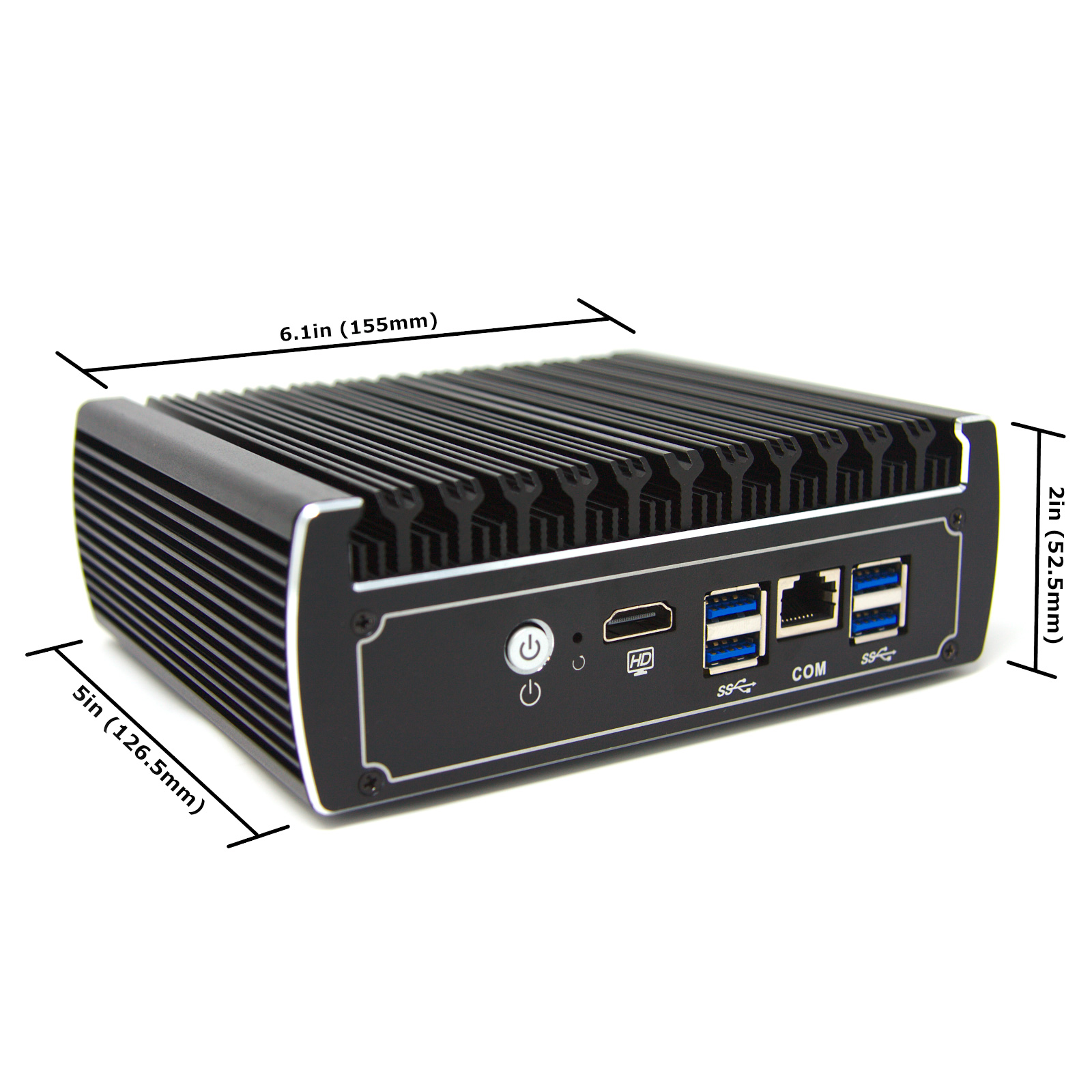 FW6C – 6 Port Intel® i5