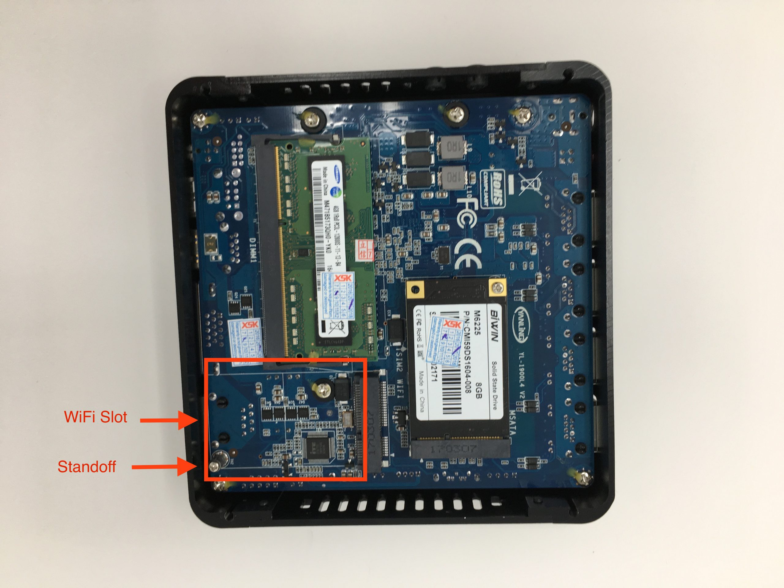 protectli wifi kit slots