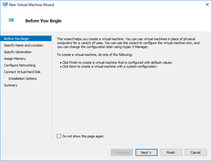 vault hyper-v add virtual machine