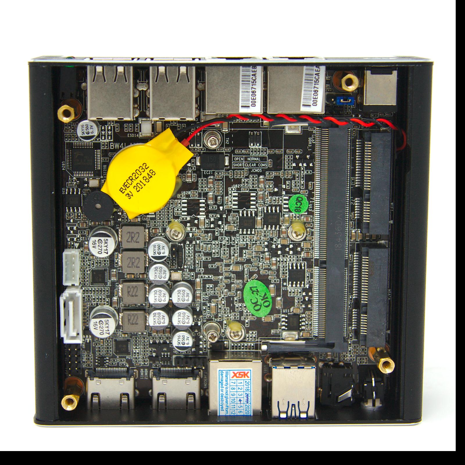 FW2B – 2 Port Intel ® J3060