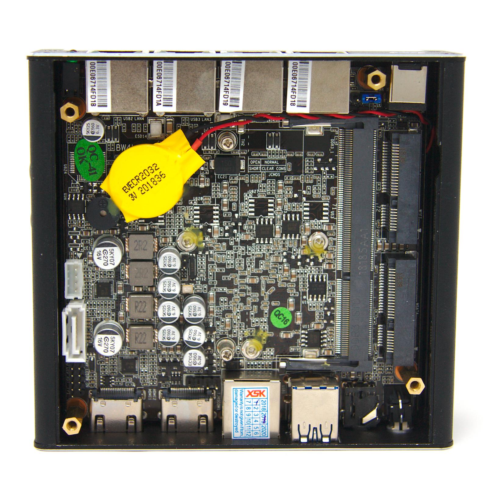 FW4B – 4 Port Intel ® J3160
