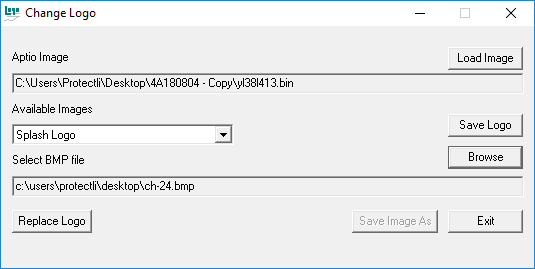 BIOS logo tool - verify bitmap file