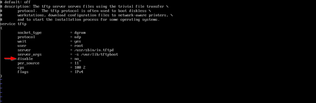 PXE Server