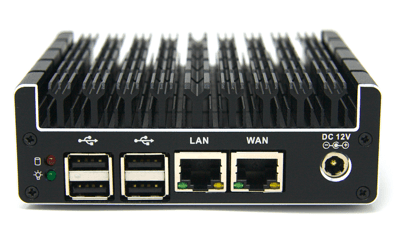 2 Port Vault - Protectli Firewall