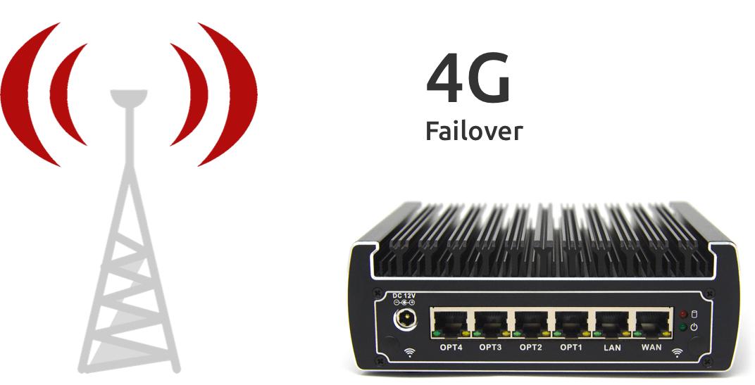 Protectli 4G Failover