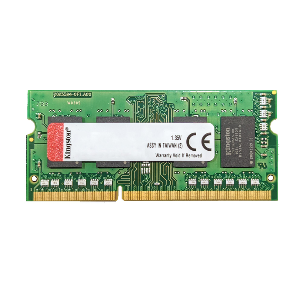 Kingston DDR3L SO-DIMM Memory Module – 4GB