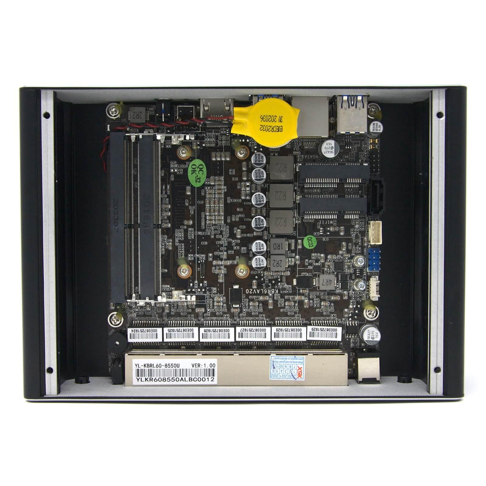 FW6D – 6 Port Intel® i5 (8250U)