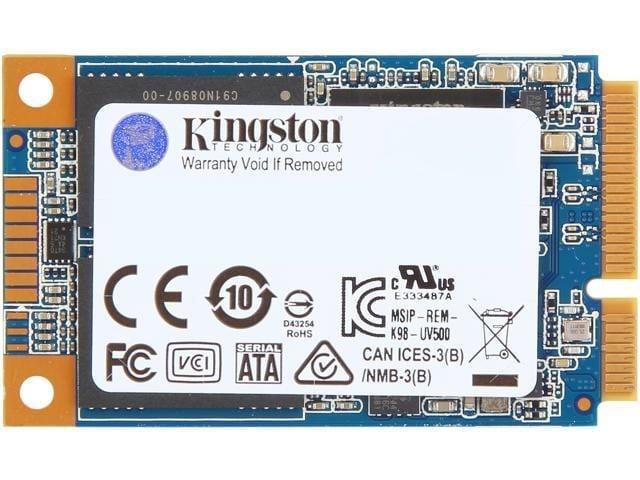 Kingston mSATA uv500 Module – 480GB