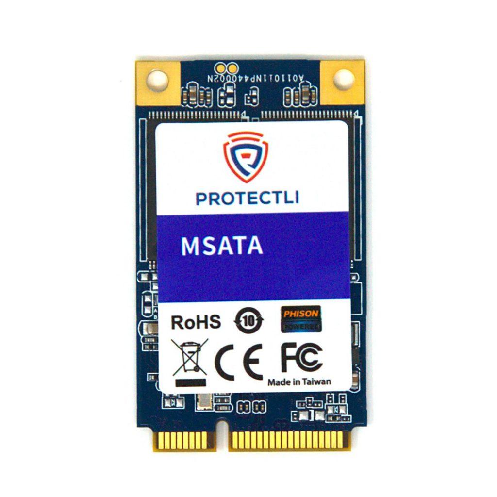 Protectli mSATA Module - 16GB