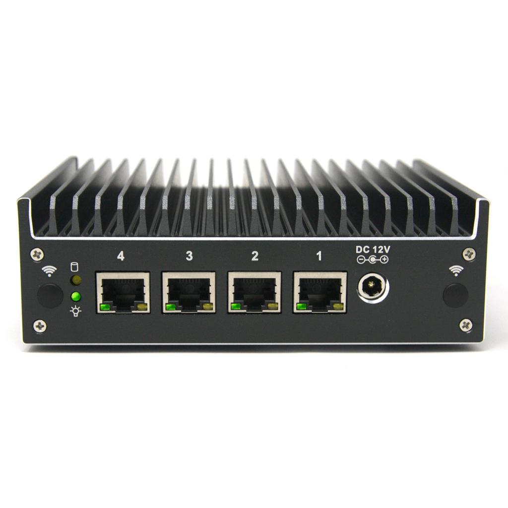 VP2410 - 4 Port Intel ® Celeron J4125